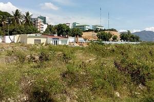 Dự án lấp biển 33 triệu USD bị thu hồi, Chủ đầu tư Nha Trang Sao khiếu nại
