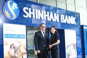 Shinhan Bank Việt Nam được phép kinh doanh, cung ứng sản phẩm phái sinh về lãi suất