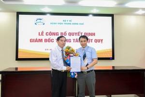 Thừa Thiên Huế: Lần đầu tiên có Bệnh viện vệ tinh tuyến huyện