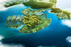 Dự án Đồi Rồng: Geleximco xin TP Hải Phòng 149,6 ha đất không qua đấu giá