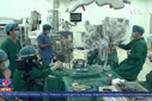 Phẫu thuật robot thành công hơn 200 ca bệnh