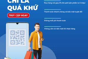 Adayroi khuyến mãi khủng, hưởng ứng ngày không dùng tiền mặt đầu tiên ở Việt Nam