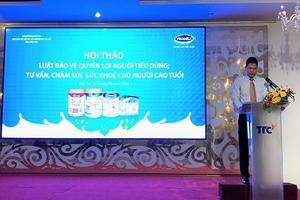 """Vinamilk tiến gần đến mục tiêu """"Chăm sóc sức khỏe cho 1 triệu bệnh nhân và người cao tuổi Việt Nam"""""""
