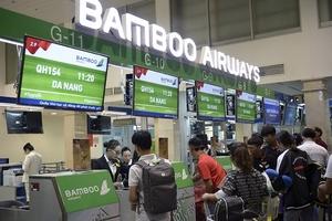 Bamboo Airways chính thức khai trương đường bay nối TP Hồ Chí Minh và Đà Nẵng