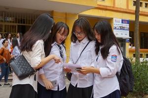 Đổi mới thi THPT quốc gia 2019: Học sinh học lực trung bình gặp khó