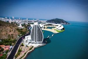 Bà Rịa - Vũng Tàu: Rà soát dự án lấn biển xây thuỷ cung