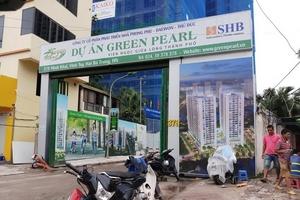 """Khu """"đất vàng"""" 378 Minh Khai: Từ nhà máy chỉ khâu đến dự án Green Pearl nhiều vi phạm"""