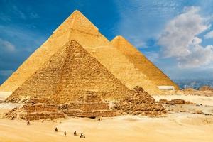 Khuyến cáo về việc đi du lịch Ai Cập