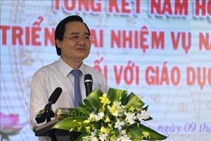 Bộ trưởng Phùng Xuân Nhạ: Cần có quy định cụ thể về dịch vụ đưa đón học sinh