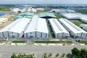 Đầu tư xây dựng, kinh doanh cơ sở hạ tầng Khu công nghiệp Thanh Liêm