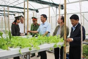 Hà Tĩnh: Xã Ngọc Sơn nỗ lực về đích Nông thôn mới