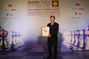 HDBank lọt top những thương hiệu giá trị nhất Việt Nam 2018