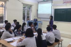 Vĩnh Phúc: Trường THCS Trung Nguyên - Những bước tiến đáng tự hào