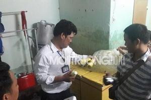Đà Nẵng: Kiểm tra đột xuất, đình chỉ 2 cơ sở nấu sữa bắp