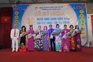 Trường THPT Đông Kinh (Hà Nội): Một ước mơ, một tấm lòng