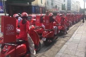 """Sau thời gian chạy """"lụi"""" ở TP HCM, Go Viet chính thức xin gia nhập thị trường taxi công nghệ"""
