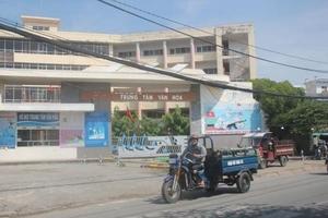 Liên danh 3 nhà thầu trúng thầu xây Trung tâm Văn hóa quận Gò Vấp, TP.HCM