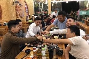 Hải Dương: Khám phá phong cách nướng cao cấp tại nhà hàng Ẩm thực Cung đình