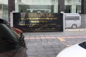 Đấu thầu tại Bà Rịa - Vũng Tàu: Nhà thầu phải bỏ cuộc vì không mua được hồ sơ?
