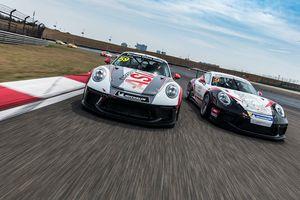 Porsche Carrera Cup Asia là giải đua phụ thứ 2 của chặng đua F1 Hà Nội