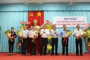 Tiền Giang: Vùng kinh tế phía Đông mời gọi đầu tư 29 dự án