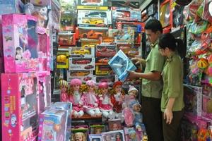 Tết Trung thu: Mạnh tay xử lý vi phạm về mặt hàng đồ chơi trẻ em
