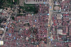 Hà Nội: Gần 4 nghìn tỷ đồng làm 3km đường Hồ Tây