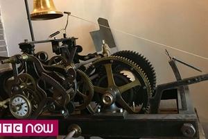 """Khám phá cỗ máy thời gian từ """"Nhà thờ Đức Bà Paris"""""""