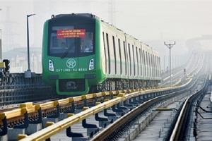 Lại chậm tiến độ vì Covid-19, đường sắt Cát Linh - Hà Đông khi nào mới vận hành?