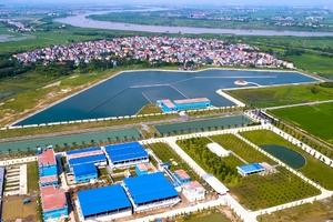 """Thông tin thêm về việc nhà máy nước mặt sông Đuống """"chưa đủ"""" điều kiện nghiệm thu đã đưa vào sử dụng"""
