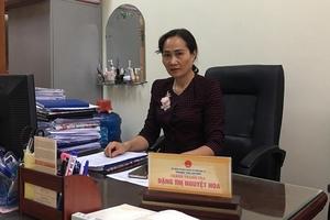Thanh tra huyện Ba Vì, Hà Nội: Hoàn thành công tác phòng chống tham nhũng năm 2019
