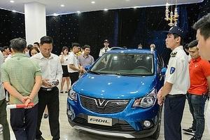 VinFast chính thức công bố 14 showroom tại 9 tỉnh