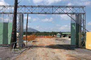 """Công ty Đất Xanh Đông Nam Bộ: """"Vượt rào"""" tại dự án Phú Mỹ Gold City?"""