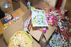 Bánh kẹo Tết: Coi chừng mất nhiều tiền vẫn mua phải hàng độc hại