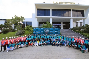 Khởi tranh vòng loại phía Nam giải FLC WAGC Vietnam 2019