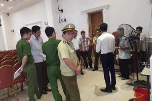 Công ty Korea Kỳ Anh, Hà Tĩnh: Bị kiểm tra, xử phạt