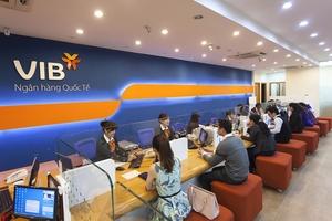 Hết 6 tháng đầu năm, cho vay khách hàng của VIB tăng tới 19%