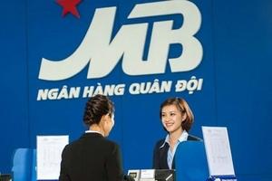 MBBank kế hoạch lãi gần 9.900 tỉ đồng, dự kiến cổ tức 14%