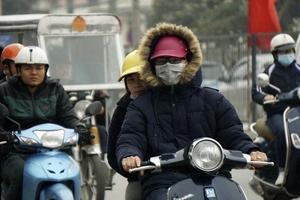 Thời tiết 27/12: Đêm nay Hà Nội mưa rào, trời chuyển lạnh trước khi rét đậm rét hại