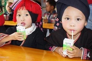 Mộc Châu Milk: 10 năm chắp cánh ước mơ học sinh nghèo vùng cao
