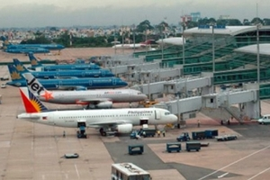 Chủ động ứng phó bão số 5 và siêu bão Mangkhut tại Cảng hàng không
