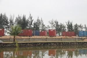 """Công ty Hồng Lam Xuân Thành """"tự điều chỉnh dự án"""", rừng phòng hộ bị xâm phạm?"""