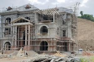 Thanh Hóa: Tràn lan các công trình xây dựng trái quy định