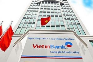 VietinBank còn hơn 13.400 tỉ đồng nợ xấu tại VAMC