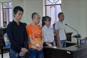 Tuyên phạt tù bốn nhân viên Công ty cổ phần địa ốc Alibaba gây rối
