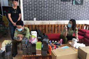 Đà Nẵng: Thu giữ 3.459 sản phẩm thuốc lá điện tử