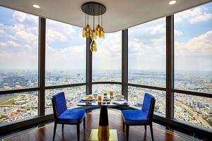 Vinpearl Luxury Landmark 81 là khách sạn hướng sông hàng đầu thế giới 2019
