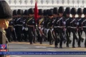 Thái Lan hoàn tất chuẩn bị lễ đăng quang của Nhà vua