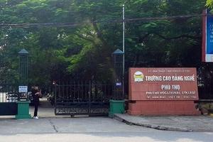 Gói thầu tại Trường Cao đẳng nghề Phú Thọ: Tranh cãi về phát hành hồ sơ yêu cầu