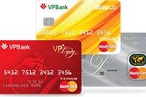 Vươn lên vị trí số 1, VPBank thu mỗi ngày gần 1 tỷ từ thẻ tín dụng